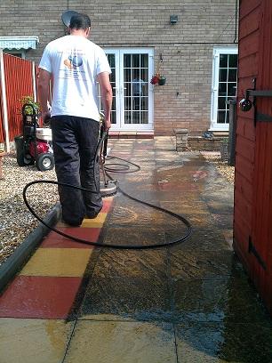 Professional Patio Cleaning Amp Sealing In Telford Amp Shrewsbury